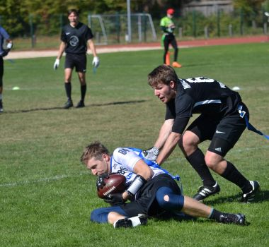 5er DFFL-Finaltag - Lizzards vs. Wombats - Flag Football
